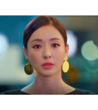 Beauty Inside Lee Da Hee Inspired Earrings 018 - Earrings