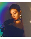 Blackpink Jennie Inspired Pearl Hoop Earrings - Earrings