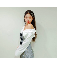 BLACKPINK Jennie Inspired Solo Hair Clip