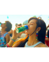 Blackpink Lisa Inspired Sprite Commercial Earrings - Earrings
