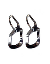Crash Landing on You Seo Ji-hye Inspired Earrings 007 - ONE SIZE ONLY / Silver - Earrings