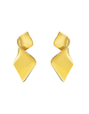 Crash Landing on You Seo Ji-hye Inspired Earrings 017 - Delivered only in March / Gold - Earrings