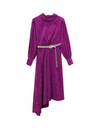 Crash Landing on You Son Ye-jin Inspired Dress 005 - S / Purple - Dresses