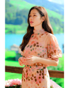 Crash Landing on You Son Ye-jin Inspired Dress 012 (Two Piece Set) - Dresses
