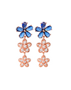 Crash Landing on You Son Ye-jin Inspired Earrings 004 - ONE SIZE ONLY / Rose Gold - Earrings
