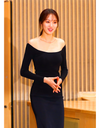 Dr. Romantic 2 Lee Sung-kyung Inspired Dress 001 - Dresses