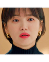 Encounter Boyfriend Song Hye Kyo Inspired Earrings 010 - Earrings
