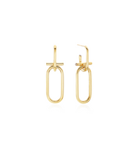 Encounter Boyfriend Song Hye Kyo Inspired Earrings 012 - ONE SIZE ONLY / Gold - Earrings