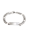 Extraordinary You Kim Young Dae Inspired Bracelet 001 - 22 cm in circumference / Silver / Pattern 2 - Bracelet