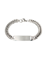 Extraordinary You Kim Young Dae Inspired Bracelet 001 - 22 cm in circumference / Silver / Pattern 3 - Bracelet