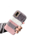 Furry Cute iPhone Case - iPhone 6 / Gray - iPhone Case