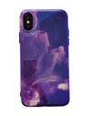 Galaxy iPhone Case - Purple / iPhone 7 Plus / iPhone 8 Plus - iPhone Case
