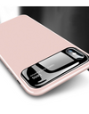 Glossy Tempered Glass iPhone Case - Pink / iPhone 7 - iPhone Case