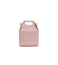 Got Milk Carton Bag - Crocodile Pink - Bags