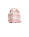 Got Milk Carton Bag - Plaid Pink - Bags