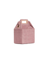 Got Milk Carton Bag - Suede Pink - Bags