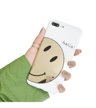 Hello iPhone Case - iPhone Case
