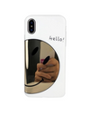 Hello iPhone Case - Smile Face / iPhone 6 - iPhone Case