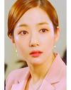 Her Private Life Park Min Young Inspired Earrings 006 - Earrings