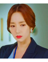 Her Private Life Park Min Young Inspired Earrings 024 - Earrings