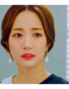 Her Private Life Park Min Young Inspired Earrings 025 - Earrings