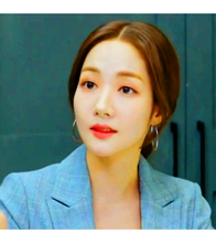 Her Private Life Park Min Young Inspired Earrings 028 - Earrings