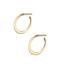 Her Private Life Park Min Young Inspired Earrings 028 - ONE SIZE ONLY / Gold - Earrings