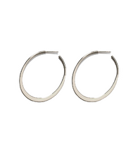 Her Private Life Park Min Young Inspired Earrings 028 - ONE SIZE ONLY / Silver - Earrings