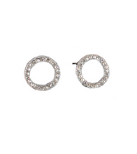 Her Private Life Park Min Young Inspired Earrings 036 - ONE SIZE ONLY / Silver - Earrings