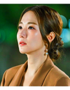Her Private Life Park Min Young Inspired Earrings 037 - Earrings