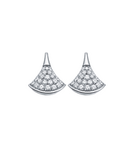 Her Private Life Park Min Young Inspired Earrings 040 - ONE SIZE ONLY / Silver - Earrings