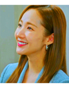 Her Private Life Park Min Young Inspired Earrings 046 - Earrings