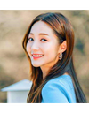 Her Private Life Park Min Young Inspired Earrings 048 - Earrings