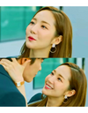 Her Private Life Park Min Young Inspired Earrings 049 - Earrings