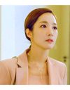 Her Private Life Park Min Young Inspired Necklace 003 - Necklace