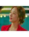 Her Private Life Park Min Young Inspired Rose Splendor Necklace - Necklace