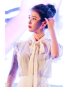 Hotel Del Luna IU Inspired Blouse 001 - Tops