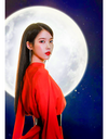Hotel Del Luna IU Inspired Dress 001 - Dresses