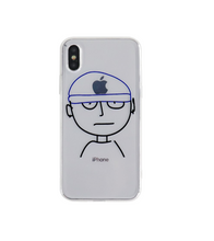 Idiot Meme iPhone Case - iPhone 6 / Transparent - iPhone Case
