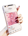 Instagram Glitter iPhone Case - iPhone Case
