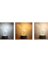 Interchangeable Light Heart Finger Lamp - Lighting