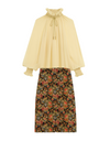 It's Okay To Not Be Okay Seo Ye-ji Inspired Top and Skirt Set 001 - Dresses