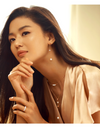 Jun Ji Hyun Inspired Earrings 005 - Earrings