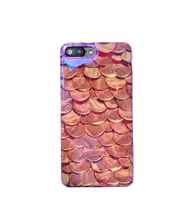 Mermaid Scales iPhone Case - Pink / iPhone 6 / 6s - iPhone Case