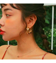 Mother of Mine Kim So Yeon Inspired Earrings 002 - Earrings