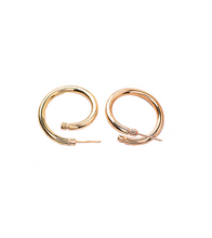 Mother of Mine Kim So Yeon Inspired Earrings 003 - ONE SIZE ONLY / Gold - Earrings