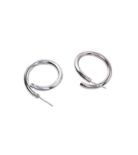 Mother of Mine Kim So Yeon Inspired Earrings 003 - ONE SIZE ONLY / Silver - Earrings