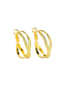 Mother of Mine Kim So Yeon Inspired Earrings 005 - ONE SIZE ONLY / Gold - Earrings