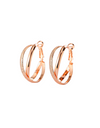 Mother of Mine Kim So Yeon Inspired Earrings 005 - ONE SIZE ONLY / Rose Gold - Earrings