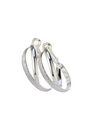 Mother of Mine Kim So Yeon Inspired Earrings 005 - ONE SIZE ONLY / Silver - Earrings